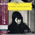 Martha Argerich (piano) - Frederic Chopin [SHM-SACD] [Limited Release] (Japan Import)