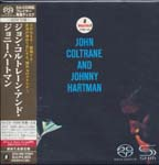 John Coltrane & Johnny Hartman - John Coltrane And Johnny Hartman [Limited Release] [SHM-SACD] SACD (Japan Import)