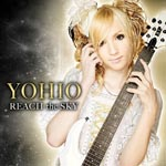 YOHIO - REACH the SKY [SHM-CD] [Regular Edition] (Japan Import)