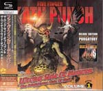 Five Finger Death Punch - The Wrong Side Of Heaven & The Righteous Side Of Hell [SHM-CD] (Japan Import)