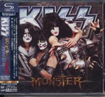 KISS - Monster  [SHM-CD] SHMCD (Japan Import)