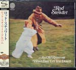 Rod Stewart - An Old Raincoat Won't Ever Let You Down [SHM-CD] (Japan Import)