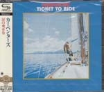 Carpenters - Ticket To Ride [SHM-CD] (Japan Import)