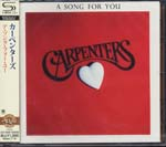 Carpenters - A Song For You [SHM-CD] (Japan Import)
