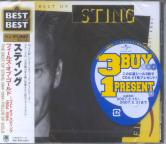 Sting - The Best Of Sting 1984-1994/Fields Of Gold (Japan Import)