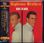 The Righteous Brothers - Back To Back [Cardboard Sleeve (mini LP)] [SHM-CD] [Limited Release] (Japan Import)
