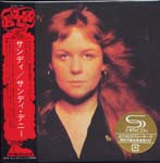 Sandy Denny - Sandy +23 [Cardboard Sleeve (mini LP)] [SHM-CD] [Limited Edition] (Japan Import)