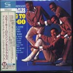 Smokey Robinson & The Miracles - Going To A Go-go / Away We A Go-go [Cardboard Sleeve (mini LP)] [SHM-CD] [Limited Release] (Japan Import)