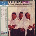 The Four Tops - Second Album [Cardboard Sleeve (mini LP)] [SHM-CD] [Limited Release] (Japan Import)