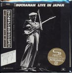 Roy Buchanan - Live in Japan [Cardboard Sleeve (mini LP)] [SHM-CD / Limited Release] SHMCD (Japan Import)