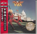 Sammy Hagar - VOA [Cardboard Sleeve (mini LP)] [SHM-CD] [Limited Release] SHMCD (Japan Import)