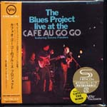 The Blues Project - Live At The Cafe Au Go Go [Cardboard Sleeve (mini LP)] [SHM-CD] [Limited Release] (Japan Import)