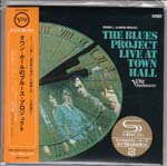 The Blues Project - Live At Town Hall [Cardboard Sleeve (mini LP)] [SHM-CD] [Limited Release] (Japan Import)