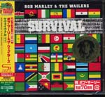 Bob Marley & The Wailers - Survival [SHM-CD] [Limited Release] (Japan Import)
