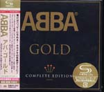 ABBA - ABBA GOLD Complete Edition [SHM-CD] [Limited Release] (Japan Import)