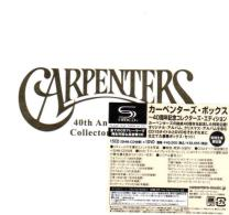 Carpenters - 40th Anniversary collector's Edition [15SHM-CD + DVD] [Limited Release] (Japan Import)