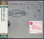 Def Leppard - Def Leppard Greatest Hits 1980 Vault 1995 [Limited Release] [SHM-CD] (Japan Import)