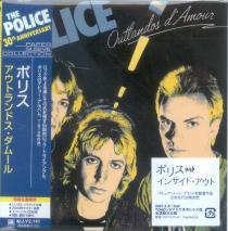The Police - Outlandos D'amour [Cardboard Sleeve] [Limited Release] (Japan Import)