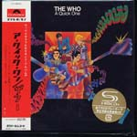 The Who - A Quick One [Cardboard Sleeve (mini LP)] Collector's Edition [SHM-CD] [Limited Release] (Japan Import)