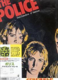 Police - OUTLANDOS D'AMOUR (LP-sized Cardboard Sleeve) [Limited Release] (Japan Import)