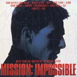 Original Soundtrack - MISSION: IMPOSSIBLE [Limited Release] (Japan Import)