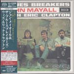 John Mayall & The Bluesbreakers with Eric Clapton - John Mayall & Blues Breakers With Eric Clapton [SHM-SACD] [Limited Release] SACD (Japan Import)
