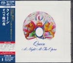 QUEEN - A Night At The Opera [SHM-SACD] [Limited Release] [SACD] (Japan Import)