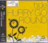 Hide with Spread Beaver - Hurry Go Round (Japan Import)