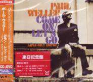 Paul Weller - Come On/Let's Go - Japan Only Edition [CD+DVD] (Japan Import)
