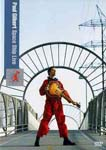 Paul Gilbert - Space Ship Live DVD (Japan Import)