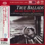 Archie Shepp Quartet - True Ballads SACD (Japan Import)