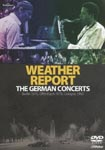 Weather Report - The German Concerts (Berlin 1975 / Offenbach 1978 / Cologne 1983) (Title subject to change) DVD (Japan Import)