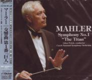 Libor Pesek (conductor), Czech National Symphony Orchestra - Mahler: Symphony No. 1 in D major