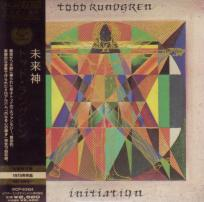 Todd Rundgren - Initiation [Cardboard Sleeve] [Limited Release] (Japan Import)