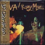 Roxy Music - VIVA! ROXY MUSIC [Cardboard Sleeve (mini LP)] [SHM-CD] [Limited Release] (Japan Import)