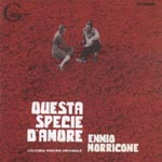 Original Soundtrack (Music by Ennio Morricone) - Questa Specie D Amore (Japan Import)