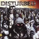 Disturbed - TEN THOUSAND FISTS (Japan Import)