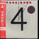 Foreigner - 4 [Cardboard Sleeve] [Limited Release] (Japan Import)