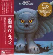 RUSH - Fly By Night [Cardboard Sleeve] [SHM-CD] [Limited Release] (Japan Import)