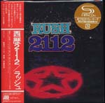 RUSH - 2112 [Cardboard Sleeve] [SHM-CD] [Limited Release] (Japan Import)