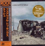 RUSH - A Farewell To Kings [Cardboard Sleeve] [SHM-CD] [Limited Release] (Japan Import)