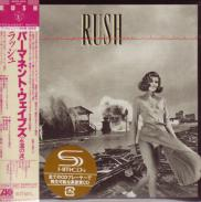 RUSH - Permanent Waves [Cardboard Sleeve] [SHM-CD] [Limited Release] (Japan Import)