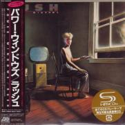 RUSH - Power Windows [Cardboard Sleeve] [SHM-CD] [Limited Release] (Japan Import)