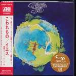 Yes - Fragile [Cardboard Sleeve] [SHM-CD] [Limited Release] (Japan Import)