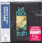Jeff Beck - Truth [Cardboard Sleeve (mini LP)] [SHM-CD] [Limited Release] (Japan Import)