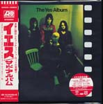 YES - The Yes Album [Cardboard Sleeve (mini LP)] [Limited Release] SACD (Japan Import)