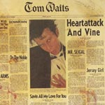 Tom Waits - Heartattack And Vine (Japan Import)
