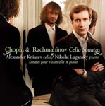 Kniazev & Lugansky - Chopin & Rachmaninov Cello Sonatas (Japan Import)