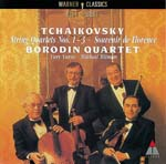 Borodin Quartet - Tchaikovsky: String Quartets (Japan Import)