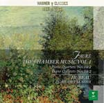 Jean Hubeau (conductor) - Faure: The Chamber Music 1 (Japan Import)